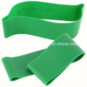 Latex Resistance Band Yoga Band Latex Exercise Loop Band pictures & photos