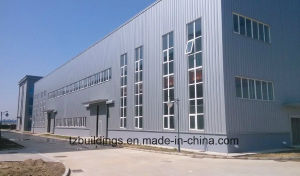 Factory Supply Low Cost Steel Structure Workshop pictures & photos