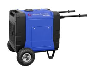 7000W Gasoline Digital Inverter Generator New System
