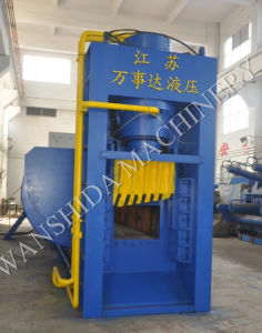 Scrap Car Baler Shear Machine with SGS Certification pictures & photos