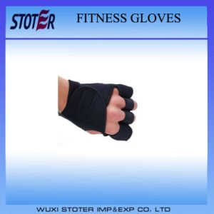 High Quality Weightlifting Gym Training Fitness Neoprene Workout Gloves