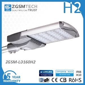 160W LED Outdoor Public Ligting IP66 Ik10 pictures & photos