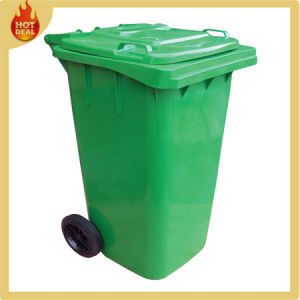 240 Liter Outdoor Recycling Garbage Waste Bin pictures & photos