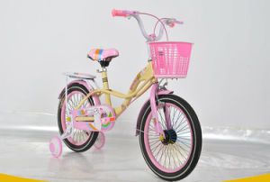 2016 The New Children Bike/ Good Quality Steel Frame Bike Children/Bicycle for Kids with Training Wheel pictures & photos