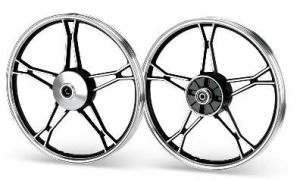 Motor Wheels, Alloy Wheels pictures & photos