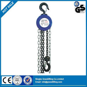 Zhc-C Hand Chain Hoist, Manual Block, Chain Hoist pictures & photos