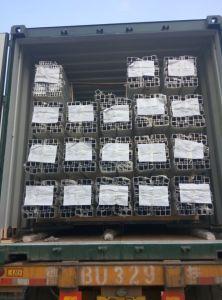 6063 Aluminum/Aluminium Alloy Extruded Heat Sinks pictures & photos