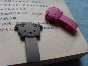 Animals Rubber Bookmark, Magnet Bookmark