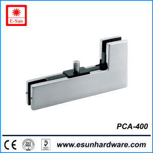 High Quality Aluminium Alloy Pivot Patch Glass Door Fitting (PCA-400) pictures & photos
