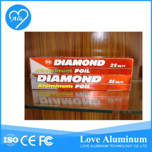 Aluminum Foil Roll with Food Packing pictures & photos