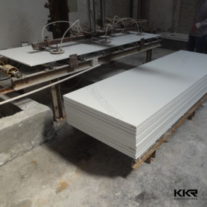 100% Pure White Modified Acrylic Solid Surface Products pictures & photos