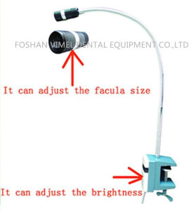 12W Surgical Medical Exam Light LED Examination Lamp Clip Type pictures & photos