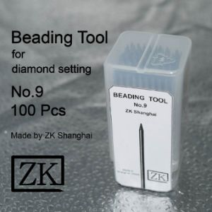 Beading Tools - No. 9 - 100 Pieces/Box - Zk Shanghai pictures & photos