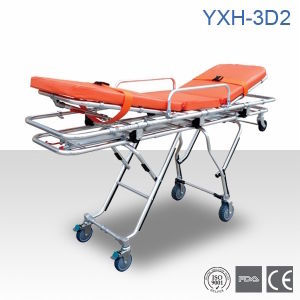 Aluminum Alloy Ambulance Stretcher Yxh-3D2 pictures & photos