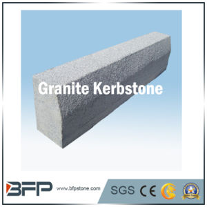 Cheap China Gery Granite Kerbstone for Garden or Landscape pictures & photos