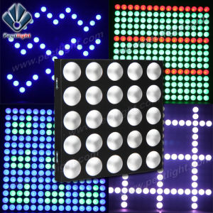 Audience RGB 25PCS 9W LED Matrix Effect Stage Blinder pictures & photos