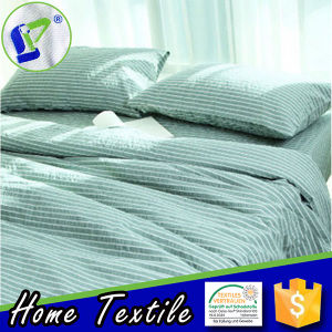OEM Embroidery Design Bed Sheet for Hotel