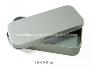 Rectangle Tin Box for Jewellery/Food/Gift/Chocolate/Tea/Candy pictures & photos