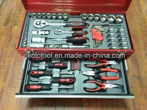 Professional Car Repair Tool Set Cabinet with Tools pictures & photos