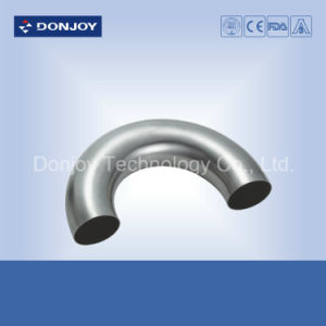 Stainless Steel Pipe Fitting Welded Bend 180 Degree in Ss304 pictures & photos