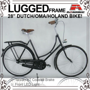 """Lugged Frame 28"""" Coaster Brake Dutch Bicycle (AYS-2828S-8) pictures & photos"""