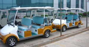 6 Seater Electric Scooter Sightseeing Car with CE Certificate for Sale
