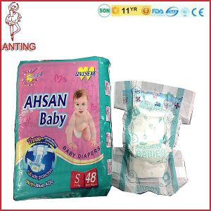 China Factory Baby Diaper Hy001 pictures & photos