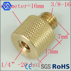 Adapter Set Screw Knurling Bolt Brass Male Female Screws pictures & photos