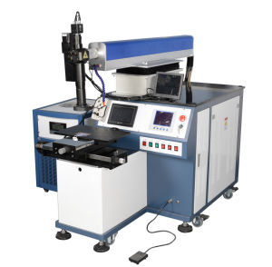 300W CE Manufacturer Automatic Welding Machine pictures & photos
