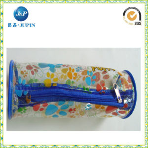 School Student Pencil Pen Case Box Zipper Stationery Bag (JP-plastic052) pictures & photos