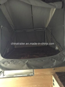 Hard Floor Forward Folding Camper Trailer with Adr Certificate pictures & photos