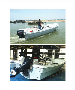 22′ce Fiberglass Leisure Fishing Boat for Sale pictures & photos