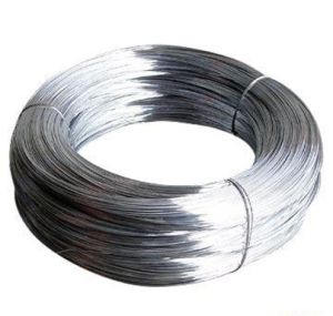Hot-Dipped Galvanized Iron Wire by Coil pictures & photos