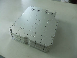 High Performance CNC Machining Part, Baseplate pictures & photos