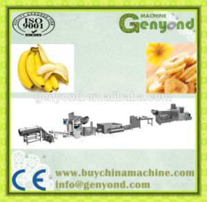 Hot Sell Automatic Banana Chips Production Line pictures & photos