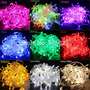 Hot Sale 100 LED 10m String Light Christmas/Wedding/Party Decoration Lights