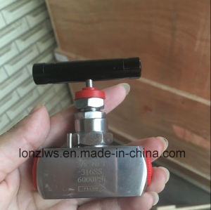 Stainless Steel Ss316 Needle Valve pictures & photos