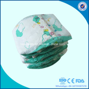 Disposable Baby Diaper with Super Absorbant Core From China pictures & photos