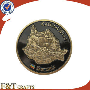 Hot Sales Soft Enamel Metal Coin pictures & photos