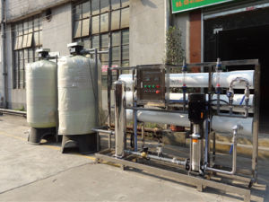 6000L/H 2016 Good Design RO Machine for Battery Water Plant pictures & photos
