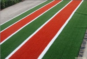 Colorful Running Track, Artificial Grass, for Kindergartner pictures & photos