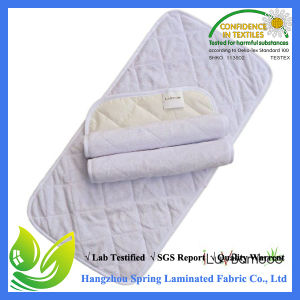 Waterproof Baby Crib Mattress Protective Pad pictures & photos
