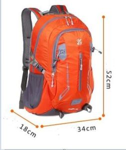Outdoor Lesuire School Backpack Bags pictures & photos