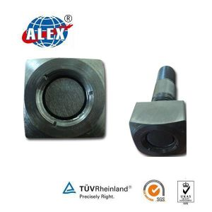 Customized Steel Self Lock Nut with Black Surface pictures & photos