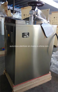 Bluestone Vertical Autoclave Hospital Application Sterilization pictures & photos