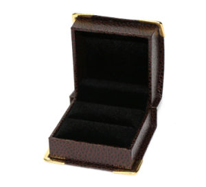 Leather Jewel Gift Box with Angle Bead pictures & photos