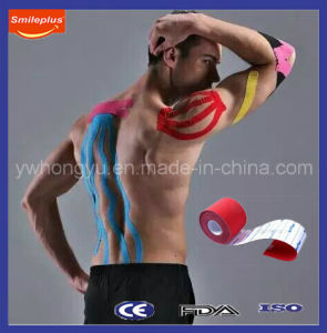 Hot Sale Sport Kinesiology Tape in 2016 pictures & photos