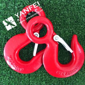 G80 Clevis / Eye Sling Hook with Cast Latch pictures & photos