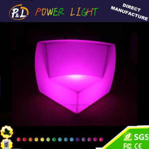 Rechargeable Glow Illuminated LED Furniture LED Sofa Chair pictures & photos