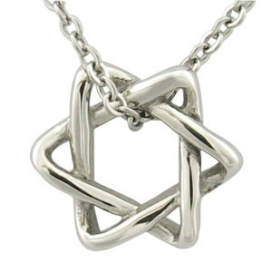 Guangzhou Huifu Stainless Steel Hollowed Star Pendant pictures & photos